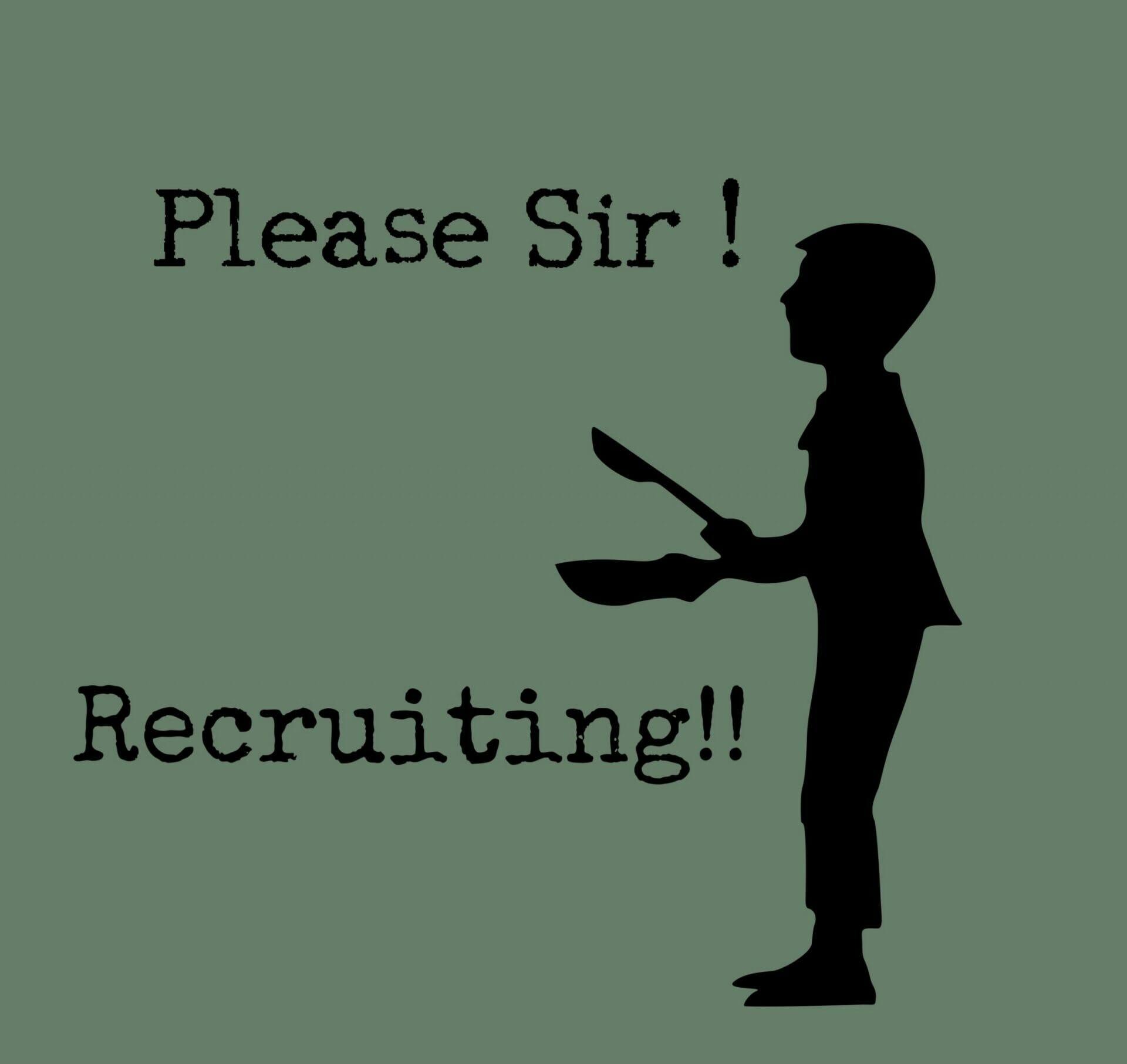 Recruiting!